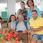 """La residencia de mayores de Candelaria celebra el """"Encuentro Intergeneracional 2017"""""""