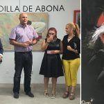 Los sueños de Nerea a través de su pintura en Granadilla de Abona