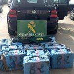 Desarticulan en Canarias una de las organizaciones criminales de narcotraficantes más activas