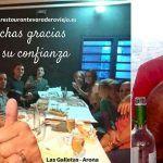 Golisniando / Hostelería De Garrafón