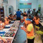 Helping Hands Tenerife dona 2.000 euros al centro de día Guaidyl de Granadilla