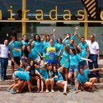Los jóvenes del voluntariado valoran su experiencia en Guía de Isora