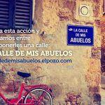 El Pozo lanza una campaña para dedicarles una calle a los abuelos en España