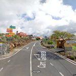 Un motorista herido tras sufrir una caída en La Escalona
