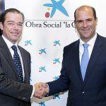 Loro Parque Fundación y la Obra Social 'la Caixa' firman un convenio de colaboración