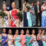 Carolina  Oramas, ganadora de la sexta edición del certamen Miss Sur