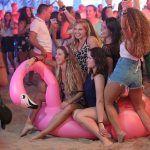 Noche de bachata y merengue en el Campeonato Mundial de Windsurfing en Fuerteventura