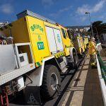 Se prohíbe en Tenerife hacer fuego en los montes debido al riesgo de incendio forestal
