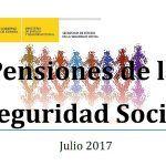 El número de pensiones en Canarias se situó en 308.619 en julio
