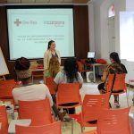 Cruz Roja refuerza su labor con las mujeres en dificultad social para mejorar su empleabilidad