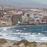 Señalizarán con boyas las playas de El Médano y Leocadio Machado