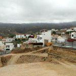 La directora arquitecta de la obra de la plaza de Arico ordenó recalcular la cimentación