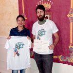 Santiago del teide entregó el premio del X Concurso de Diseño de la Camiseta de la Semana Joven