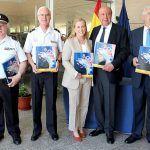"""Un libro sobre """"Policía Nacional"""", da a conocer el trabajo y la historia policial"""