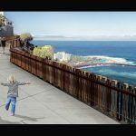 Licitan el proyecto refundido de la obra del Paseo de la Costa en Puerto de la Cruz