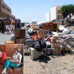 Granadilla emprenden actuaciones de colaboración en materia de viviendas sociales