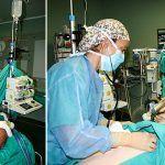 En La Candelaria utilizan un robot para poner a prueba su destreza clínica en casos críticos
