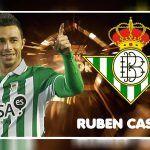 El futbolista canario del Betis Rubén Castro absuelto de maltrato a su exnovia