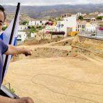 Las obras de la plaza de Villa de Arico dejan un 'agujero' de dos millones de euros