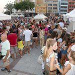 Miles de personas disfrutaron con los sabores y las buenas 'Sensaciones' en El Médano