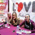Las Sweet California comparten un meet & greet con sus fans en La Palma