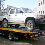 La policía Local de Arona detiene a un conductor después de una persecución en las medianías