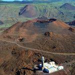 La emisión de CO2 por el volcán Isla de El Hierro es de 1.150 toneladas diarias