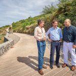 Mejorarán nueve caminos rurales entre ellos Chigora en Guía de Isora y Llano León en Vilaflor