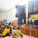 100 menores participaron en el campamento de verano organizado por el Ayuntamiento de San Miguel