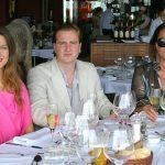 Los príncipes de Georgia visitan Loro Parque y destacan el potencial turístico de Tenerife