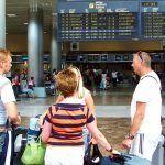 Tenerife registra un 8 por ciento más de pasajeros en julio