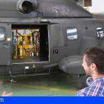 Bomberos de Tenerife y el Ejército de Tierra iniciarán formación conjunta en prevención y seguridad