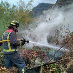 Bomberos de Tenerife pide extremar las precauciones para evitar incendios en verano