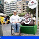 Santa Cruz refuerza su campaña para erradicar excrementos caninos de las calles