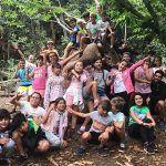El Campamento La Maresía acoge 240 menores en situación de pobreza y exclusión social