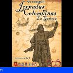 Música y gastronomía iberoamericana en las Jornadas Colombinas de La Gomera