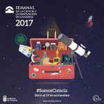 Reserva tu viaje a las Semanas de la Ciencia y la Innovación en Canarias 2017