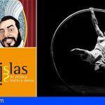 Circuito de Música, Teatro y Danza en Tenerife, Gran Canaria y La Palma en Septiembre