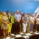 José Domingo Regalado es reelegido Secretario General del Comité Local de CC en Granadilla