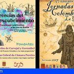 """""""Conferencias del Descubrimiento"""" el próximo lunes en el Cabildo de La Gomera"""