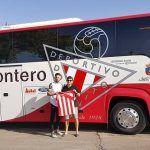 El tinerfeño David Amorín, delantero del Don Benito en Extremadura