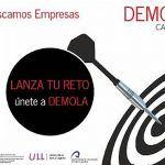 Abierta la inscripción de Demola Canarias para empresas y entidades con retos de innovación