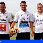 El equipo Golf Costa Adeje – Canarias Footgolf rumbo a Jerez