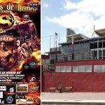 El pabellón municipal de Granadilla acoge evento internacional de artes marciales mixtas