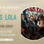 Los Lola fabricarán sus versiones españolas el sábado en La Palma