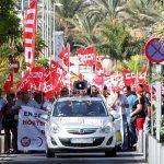 """Sindicalistas de Base no participará en la """"Marcha"""" contra la """"Explotación"""" en Arona"""