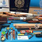 La Policía Nacional detiene a un hombre por tentativa de homicidio en La Laguna