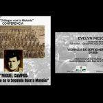 Presentación en Güímar del personaje histórico canario, Miguel Campos Delgado