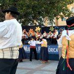 El folclore más internacional se dan cita en El Médano de la mano de Rusia, Argentina, Sevilla y Lanzarote