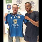 Nathan Sikumoya, nuevo jugador del CD Marino
